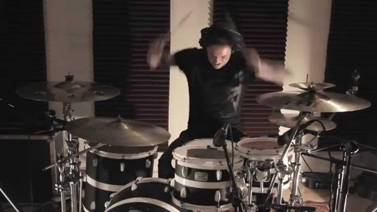 Stephen Reilly - Deftones - Knife Party (Drum Cover) - YouTube