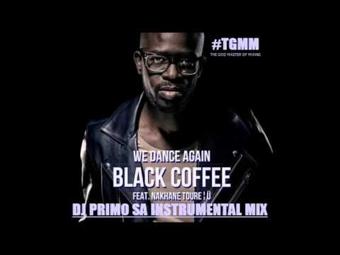 black coffee -  we dance again (dj primo sa instrumental mix)