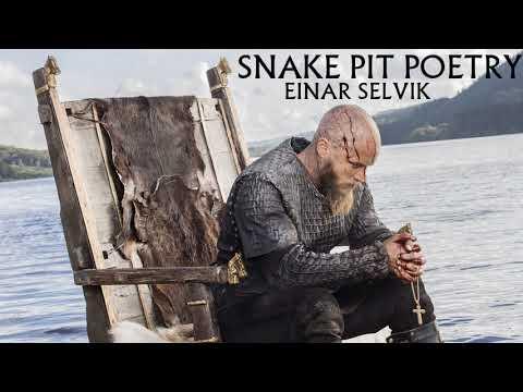 Einar Selvik - Snake Pit Poetry (Ragnar's Death Song Vikings Official)