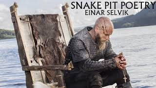 Einar Selvik - Snake Pit Poetry (Ragnar's Death Song Vikings Official)