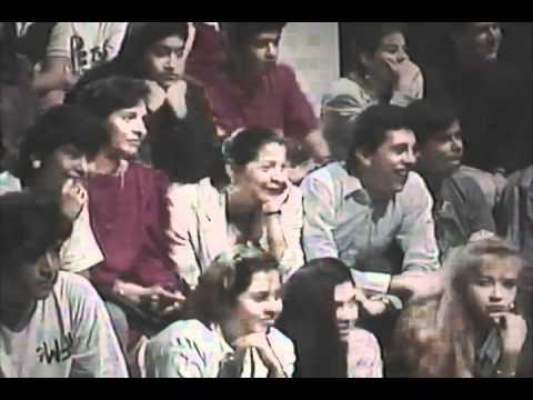 Programa 85 parte 02:  Itati Cantoral en el programa Intimamente Shanik