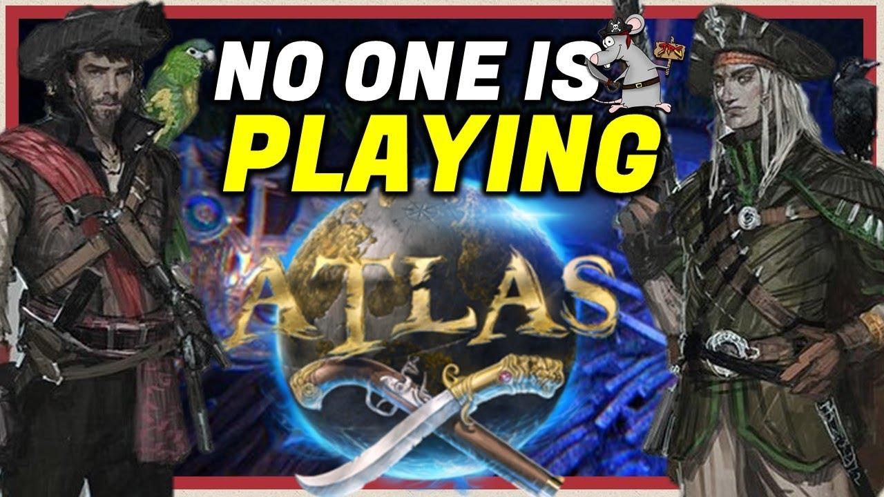 "ATLAS The Pirate Game ""No-One"" Is Playing - Atlas Wipe ..."