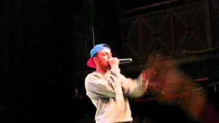 The Spins - Mac Miller @ The NorVA 12.5.10