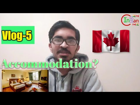 Off-Campus Accommodation In Sydney, Nova Scotia  Cape Breton University   Vlog-5 In2Can Vlogs