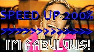 Speed Up 200% - FABULOUS!