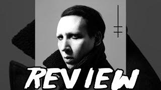 "Video REVIEW: Marilyn Manson's ""Heaven Upside Down"" 9/10 download MP3, 3GP, MP4, WEBM, AVI, FLV September 2017"