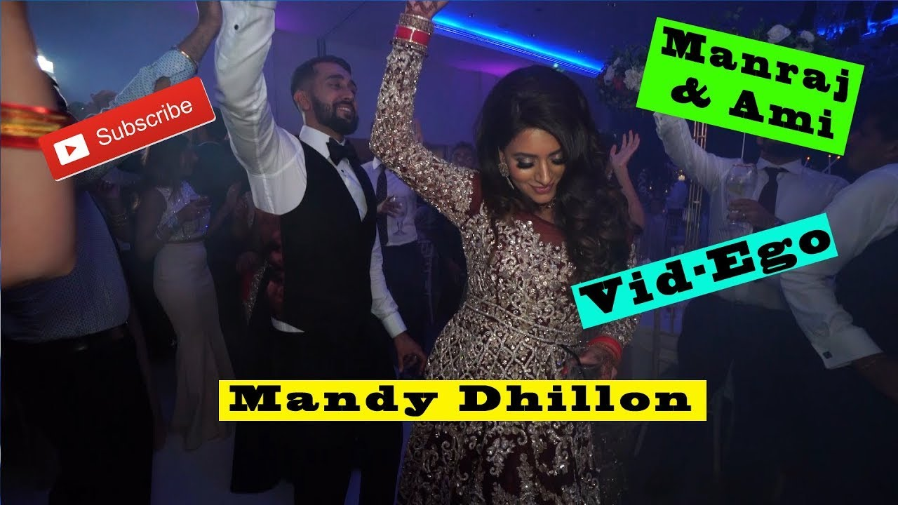 Download Manraj & Ami's Wedding Reception    Part 2 of 2    Mandy Dhillon