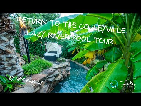 Return to the Colleyville Lazy River 2017 Pool Tour