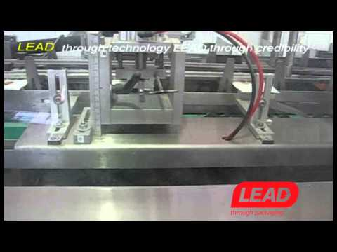LEAD TECHNOLOGY MKH 3 ADIN ROLL WAFERS + DATE EMBOSSING CODER