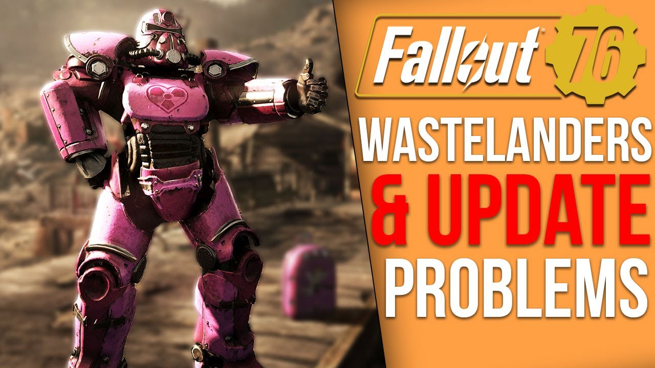 Fallout 76 News - Wastelanders New Details, New Update Problems Arise thumbnail