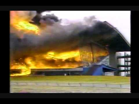 Arlington Park Race Track Fire Channel 5 WMAQ TV Chicago News