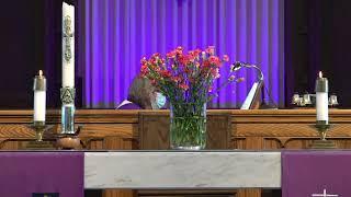 Sunday Worship Service - February 21, 2021 - 1st Sunday of Lent