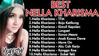 Gambar cover OJO NGUBER WELASE   NELLA KHARISMA FULL ALBUM TERBARU 2017 FULL KOPLO