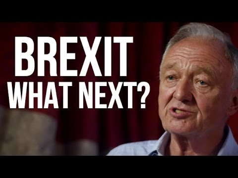 BREXIT - WHAT NEXT? - Ken Livingstone on London Real