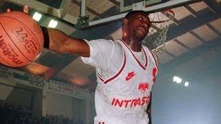 Walter Berry Olympiacos B.C Legend | redbasketzone.blogspot.com