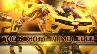 Transformers stop motion The Mighty Bumblebee 大黃蜂 王者之最