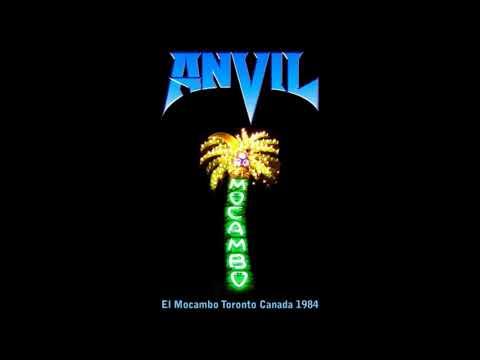 Anvil - El Mocambo 1984 (Full Concert) - Toronto Canada