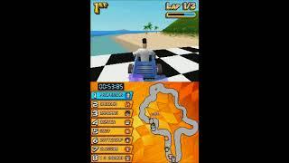 13 Cartoon Network Yarışı Oyunu bölümü Profesör dışarı (Nintendo DS versio kart hız dışarı saygısız -) bak