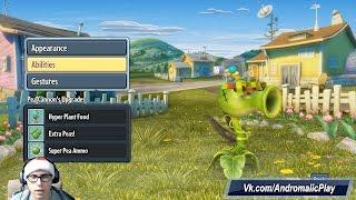 Предновогодний Стрим - Растения против Зомби: Садовая Война 1 - Бегаю с Подписчиками