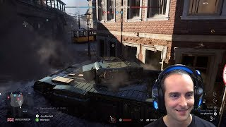Battlefield 5 Tank Gameplay Basics and Changes vs BF1