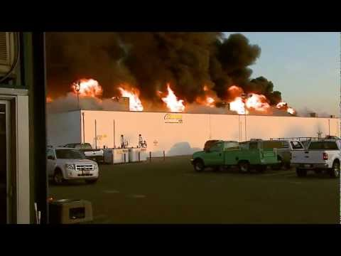 Future Ford of Fresno Fire Raw Video (FULL)
