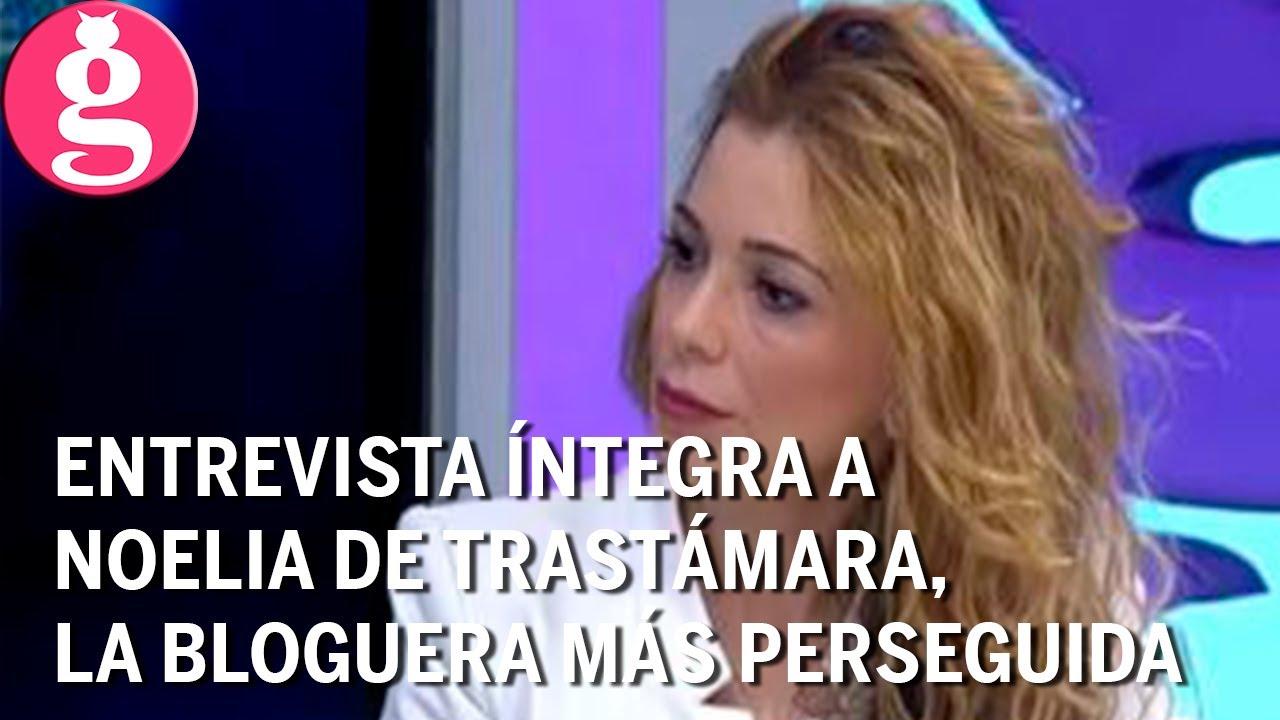 Noelia de Trastámara: 'El español no es el primer agresor en nuestro país'