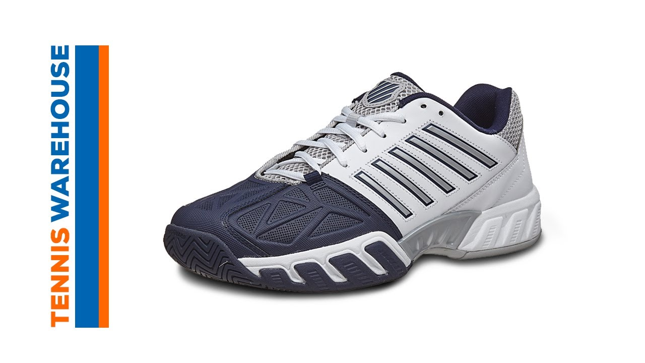 8bdf0bb32d0b K-Swiss BigShot Light 3 Men s Tennis Shoe Review - YouTube