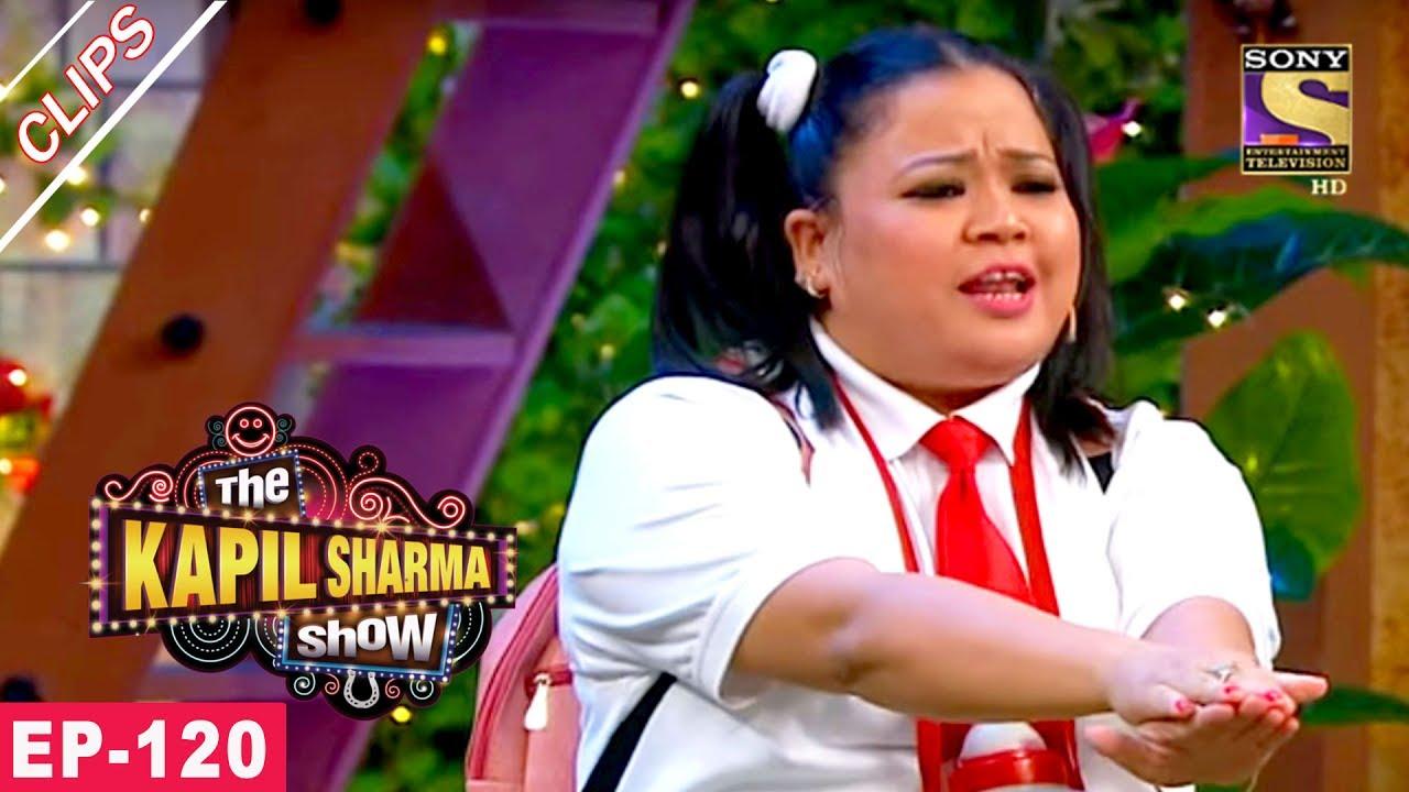 Lalli Wants Bappi Da to Make Her An Ustad - The Kapil Sharma Show - 9th July, 2017