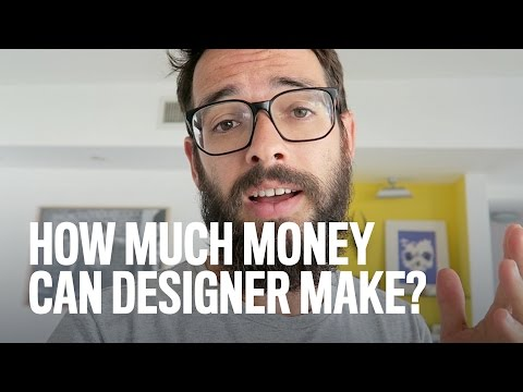 How Much Money Can Designers Make?