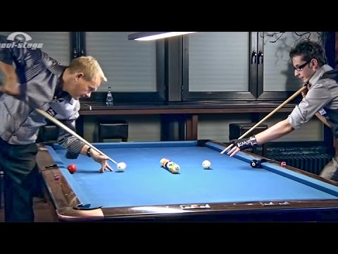 Amazing pool trick shots 2 by ralph g eckert and florian - Awesome swimming pool trick shots ...
