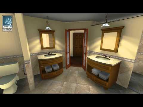 Old World Bathroom Ii