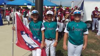 2018 13 Year Old Babe Ruth World Series