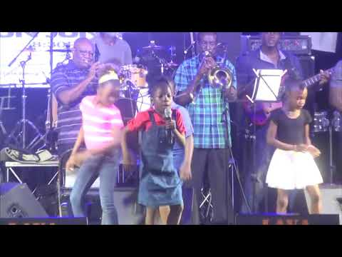 Barbuda Caribana 2017 Jr Calypso Monarch
