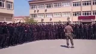 POLİSLERİMİZİN İNTİKAM YEMİNİ