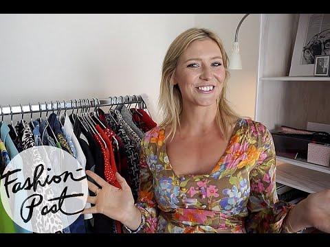 Garderobe-snageren: På besøg hos Carla Mickelborg