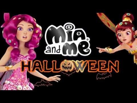 Happy Halloween - Mia and me