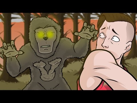 Messin' With Sasquatch! - Finding Bigfoot Funny Moments and Fails
