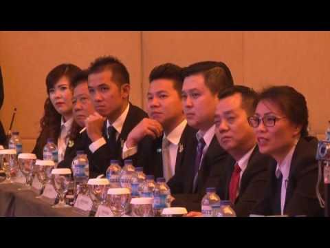 Team elite pegasus Jimmy yap Pra meeting, saat dan pengajuan pertanyaan LTS Jakarta