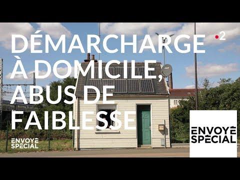 Envoyé spécial. Démarchage à domicile, abus de faiblesse - 25 octobre 2018 (France 2)
