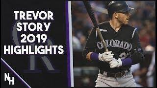 Trevor Story 2019 Highlights