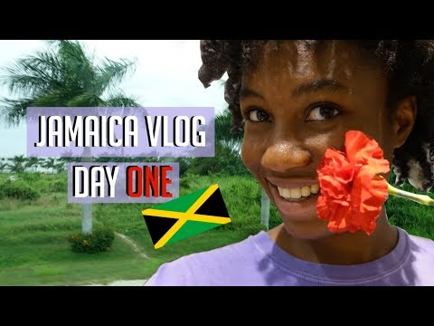 Travelling to Ocho Rios, Jamaica! | day one vlog