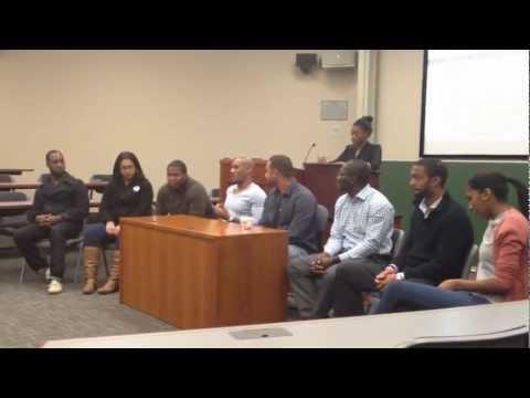 UVA BLSA Members on Law School Debt