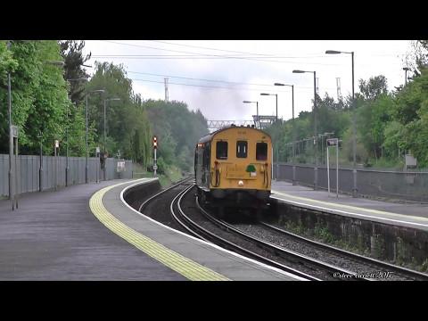 Hastings Diesels The Fawley Forester 1001 DEMU Redbridge 13/5/17