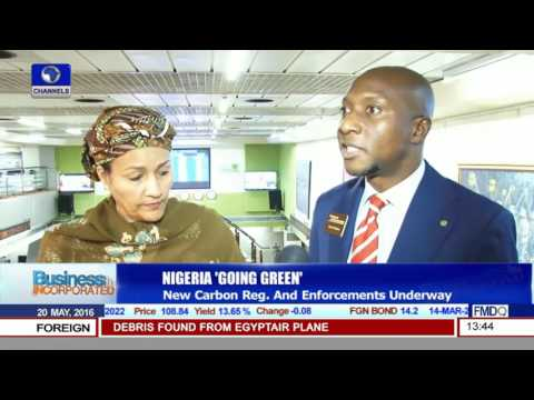 Business Incorporated: NSE, FG Cosider Clean Energy Bond Flotation