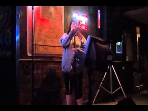 Kinsey singing 16th Avenue (in the style of) Lacy J. Dalton