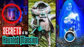 Top 10 Spooky Secrets of Disney's Haunted Mansion