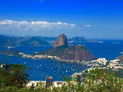 Bresil, Rio de Janeiro -   Echappées belles -