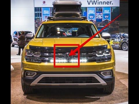 HOT NEW2018 Volkswagen Atlas Weekend Edition