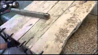 видео мебель из дерева под старину