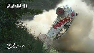 Shell Helix Rally Estonia 2018   Crashes (FOR REAL), Close calls, Mistakes, Action, Max Attack